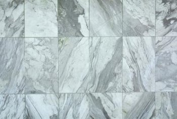 Marble tile on cement board is a very strong installation.