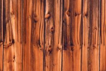 Lightweight wood paneling can be used for a drop ceiling.