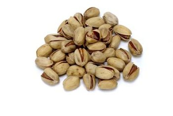 Most pistachios are eaten out of hand as snack nuts.