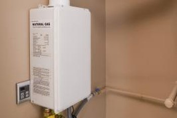 Educate yourself about both in-line and storage-tank water heaters.