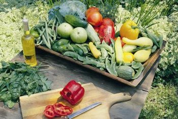Incorporate vegetables into landscaping for a custom and delicious garden.