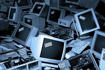 Not recycling computers poses grave risks for the environment.