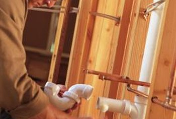 Capping copper pipes is most easily achieved with a push-to-fit cap.