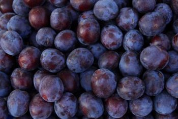 Sorbitol is naturally in stone fruits such as plums.