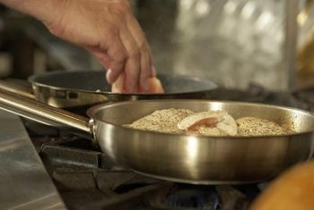 It may be possible to save your favorite skillet if you accidentally warp it.