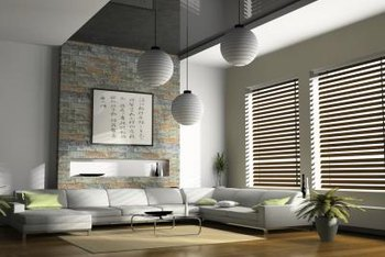 Design Ideas Using Wood Blinds | Home Guides | SF Gate