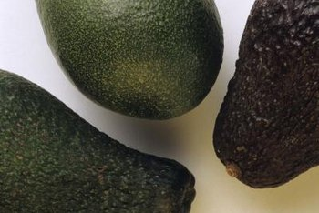 Avocados are widely cultivated in California.