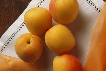 As a low-GI food, apricots help regulate your blood sugar.