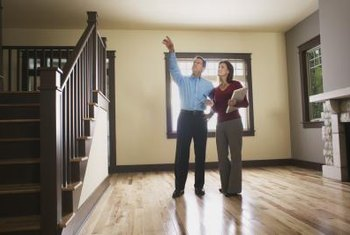 A home inspector is trained to identify problems in a house.