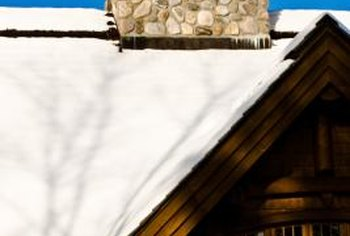 Creosote build-up on chimney caps can actually ignite.