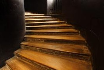Protect pine stair treads by sealing them properly.