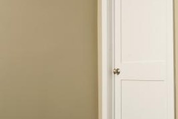 Save floor space by converting your closet door to a pocket door.