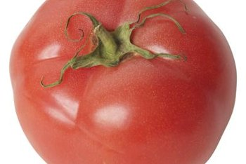 Cooked tomatoes contain more of some nutrients than raw tomatoes.