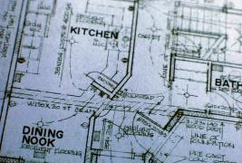 It takes planning to design a functional kitchen.