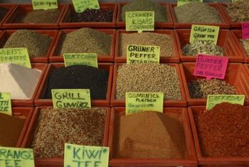 Purchase your spices from the bulk section of the grocery store to save money.