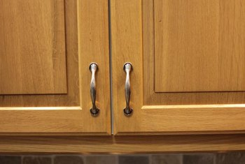Natural cleaning and oiling products make your cabinets shine without all those nasty chemicals.