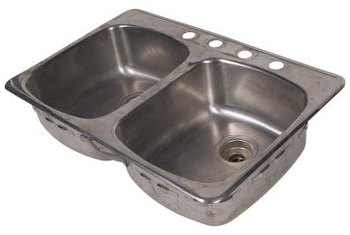 Install Kitchen Sink Without Mounting Clips
