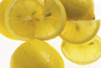 Meyer lemons have less acid than other lemon varieties.