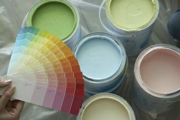 Color theory provides an organizing touchstone when decorating with multiple color palettes.