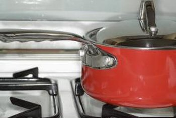 Regular cleaning keeps your gas stovetop looking like new.