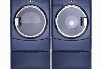 For the closest fit of all, consider an efficient, ventless, moisture-condensing dryer.