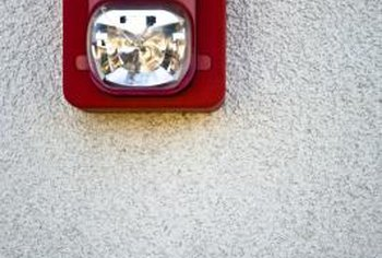 Fire alarms are tested to ensure malfunctions won't prevent them from sounding if there is a fire.