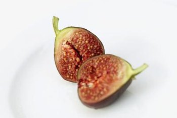 Fresh fig preserves can be made low-sugar with a sugar substitute like stevia.