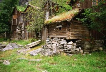 Substituting green technology for gravel and tar cools your home while enhancing the environment; Scandinavians have done this for centuries.