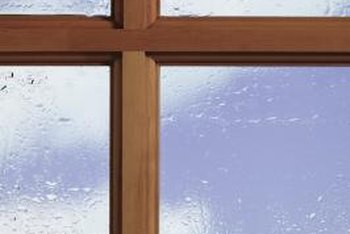 Restore window trim with a few ordinary supplies.