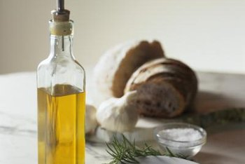 Consuming olive oil as part of a healthy diet may help to lower your triglycerides.