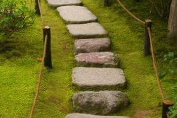 rocks are a tried and true way to add visual interest to the garden - Garden Design Using Rocks