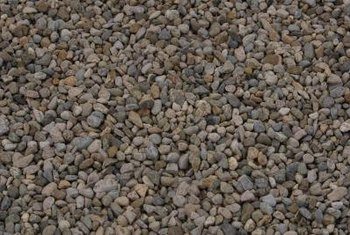 Gravel Trenches Ensure Proper Drainage Around Your Pool
