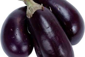 Growing from transplants helps achieve productive eggplants.