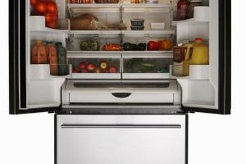 Most appliance stores will deliver and install your new refrigerator.