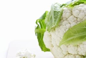Cauliflower is a delicious, grain-free source of dietary fiber.