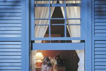 Shutters can enhance your home's appearance.
