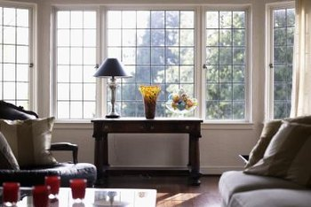 East- and west-facing windows benefit the most from window films.