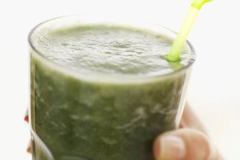 Add broccoli sprouts to your smoothies for a punch of antioxidants.