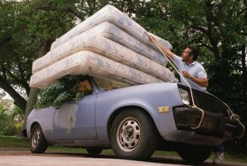 Some places can collect mattresses, but others require you to deliver them.