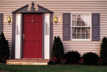 how to refinish front doorFiberglass Entry Door Refinishing  Home Guides  SF Gate