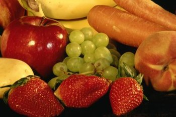 Load up on fruits and veggies as rich sources of macronutrients and micronutrients.