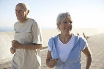 Adequate protein intake is important for the elderly.