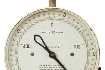 Use a food scale to weigh your ingredients.