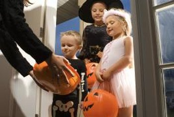 You don't have to give out candy to make kids happy on Halloween.