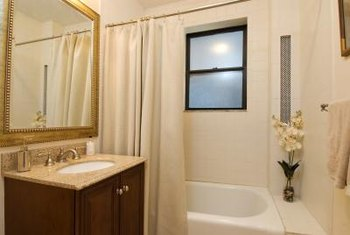 How to Cover a Window Inside a Shower Stall Home Guides SF Gate