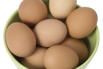 Eggs don't contain gluten or casein.