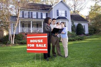 Property title liens won't prevent you from listing your home.