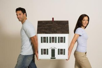 The house you own can be put to use toward buying your next house.