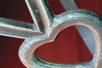 Oil-finishing protects ferrous metal from rust and corrosion.
