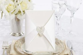 Fancy napkin folds are easier than they look.